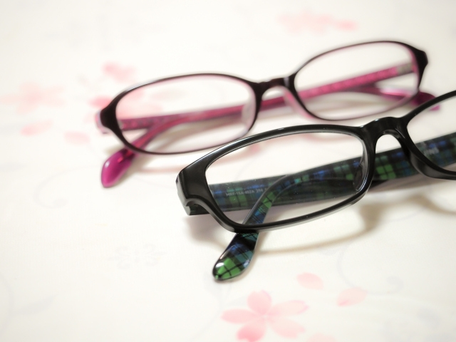 ステッキもメガネのような存在に?